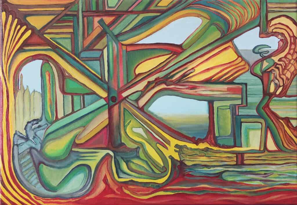 Stauss Kunstmaler, Basel